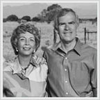 Anne and Jeff Bingaman